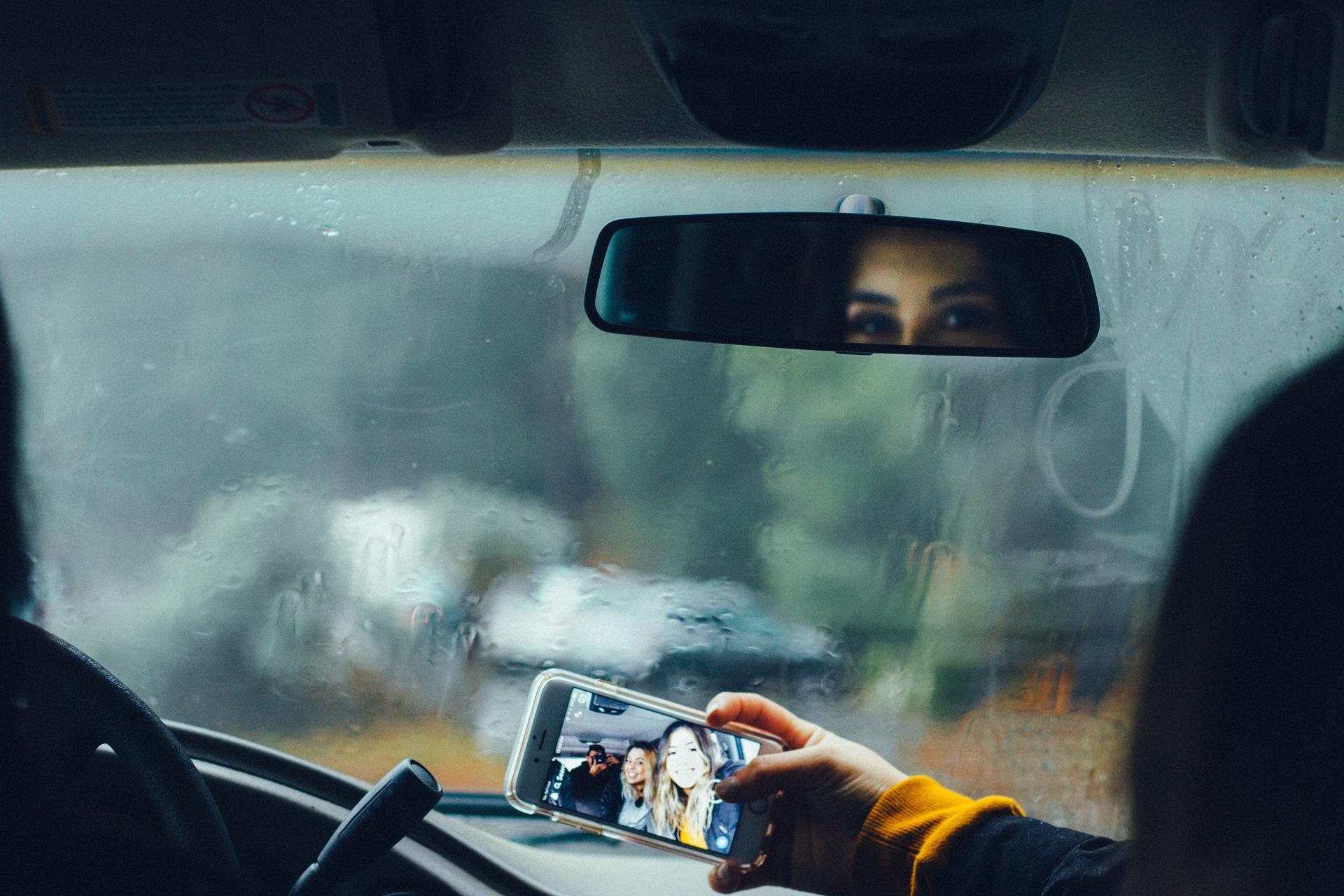 Sdílená jízda autem
