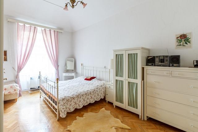 nesjednocená ložnice