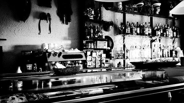 restaurační bar