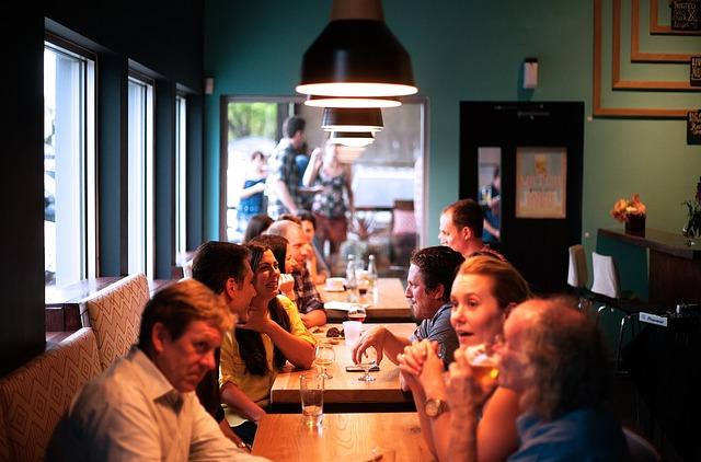 wifi v restauraci