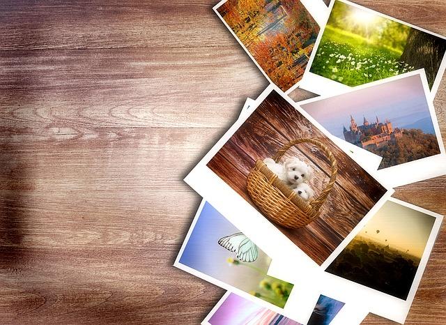 kolekce foto