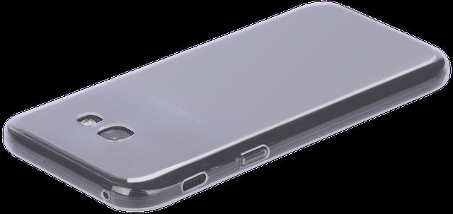 průhledný obal na mobil