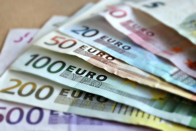 bankovky eur