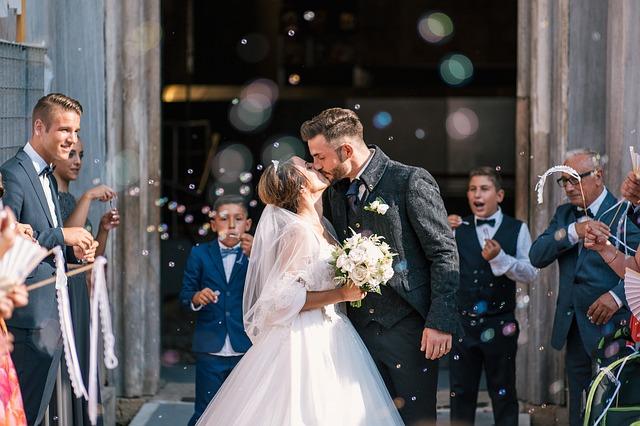 svěřte organizaci svatby odborníkům