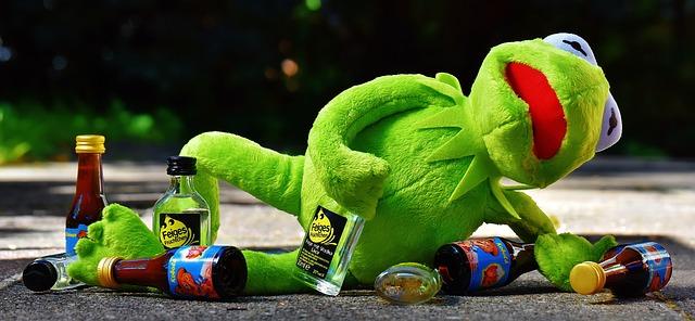 opilý žabák