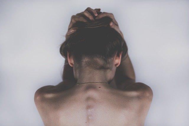 migréna, bolest, trauma