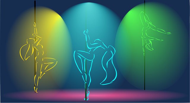 tanec striptýz